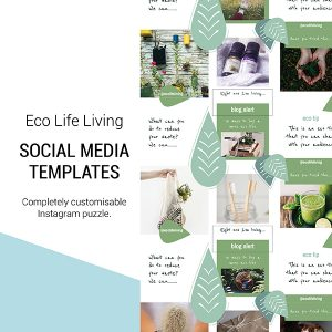 Eco Instagram puzzle