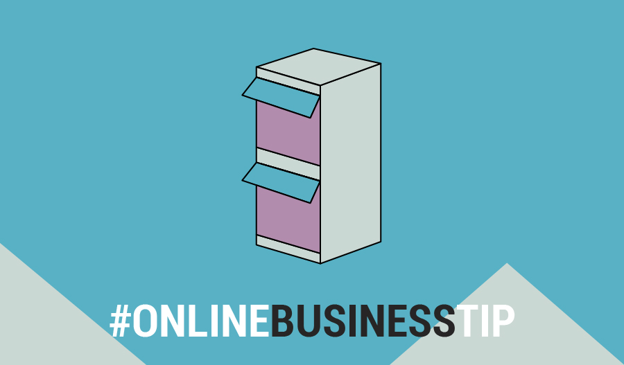 How to organise your online business